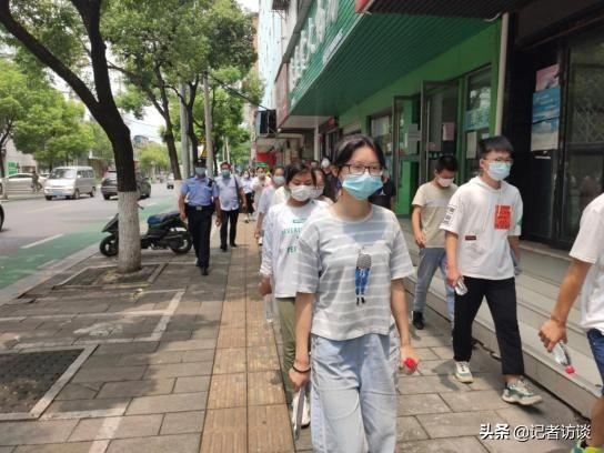 荆州区公安全力护航2020年中考