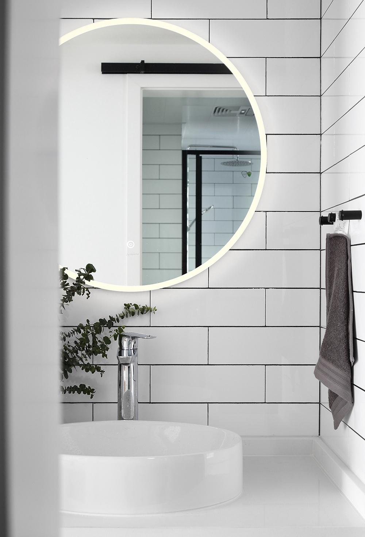 北欧风格装修,大白墙+原木风,简单清新舒适生活