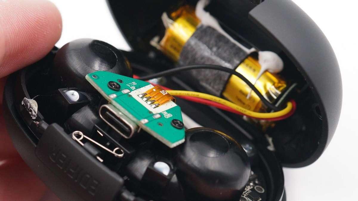 漫步者25周年庆大作,NeoBuds Pro真无线圈铁降噪耳机拆解报告
