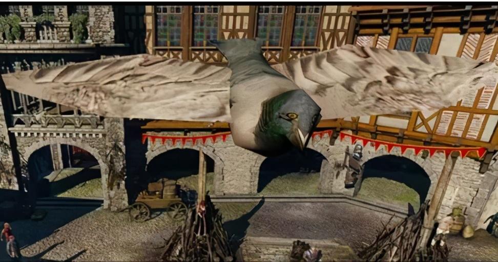 一些老游戏里的奇葩3D生物,正在被集中起来公开处刑