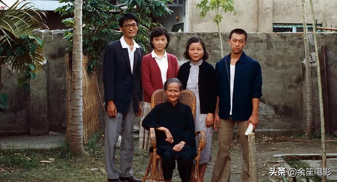 当年从大陆迁到台湾的那些人,过得怎么样?一部35年前的台湾电影