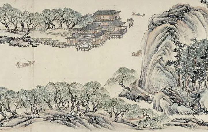 重庆融创桃花源|以东方意境园林,寻回千年生活雅趣