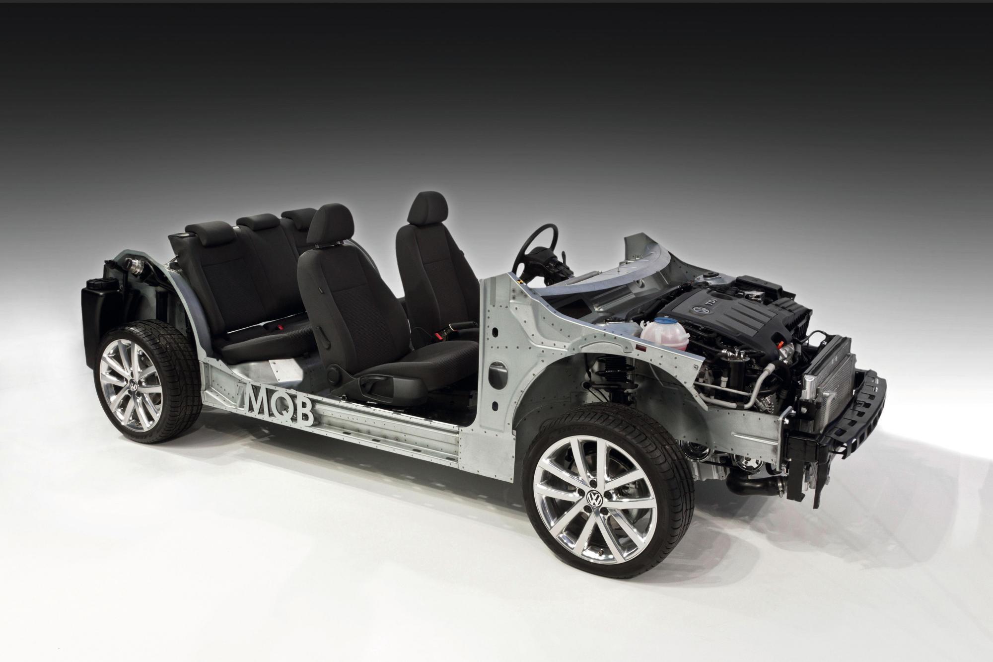 """都在吹""""平台架构"""",国产五大汽车品牌,谁能比肩丰田和大众?"""