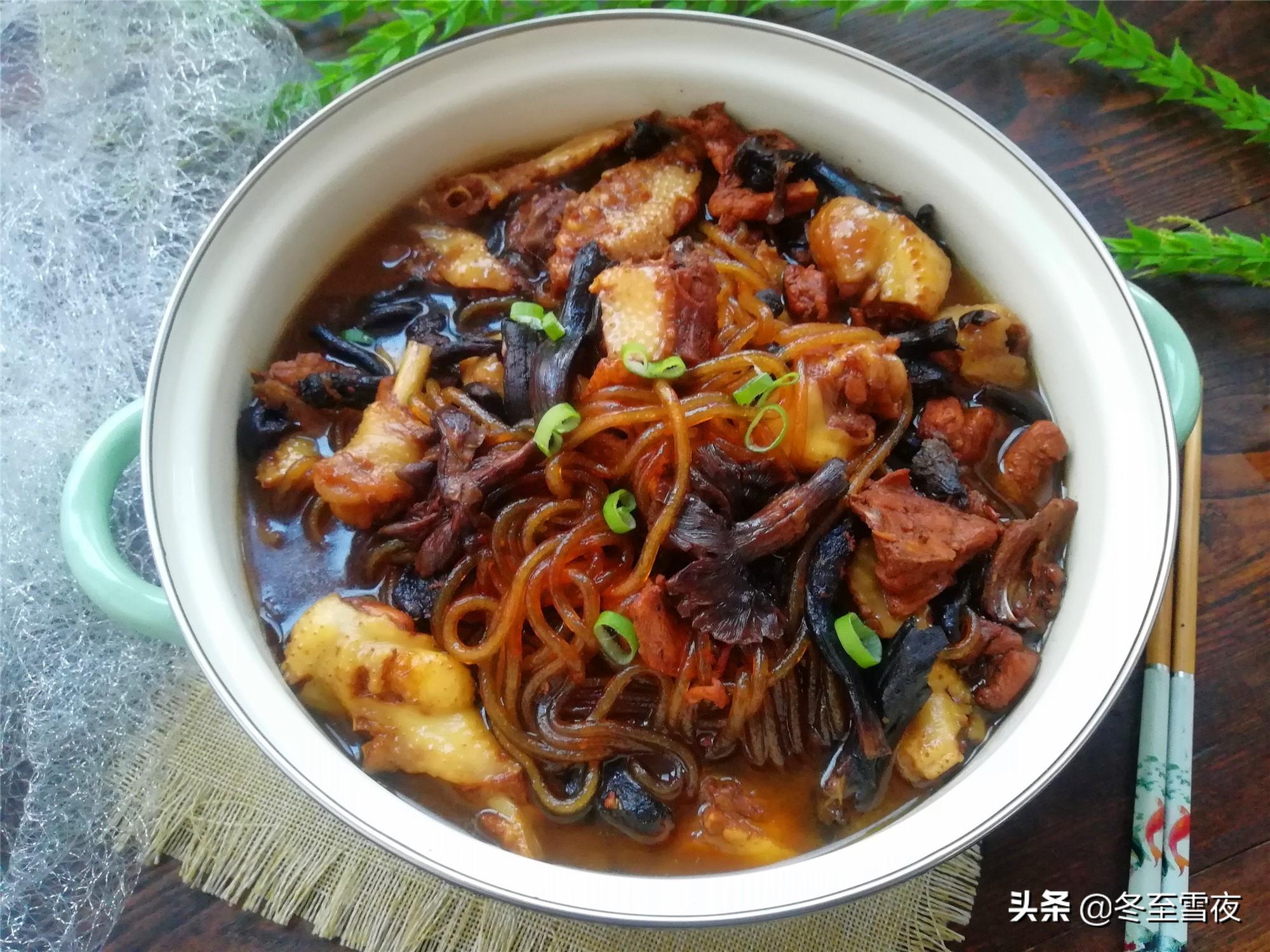 2021年夜饭菜单,东北传统风味的16个菜,都是下酒下饭硬菜 东北菜谱 第1张