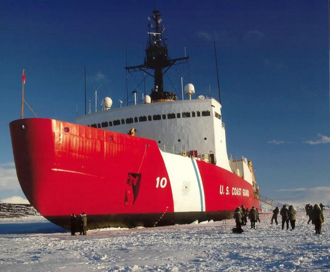 美国将雇用破冰船在俄罗斯附近巡逻,其实对北极早已预谋已久
