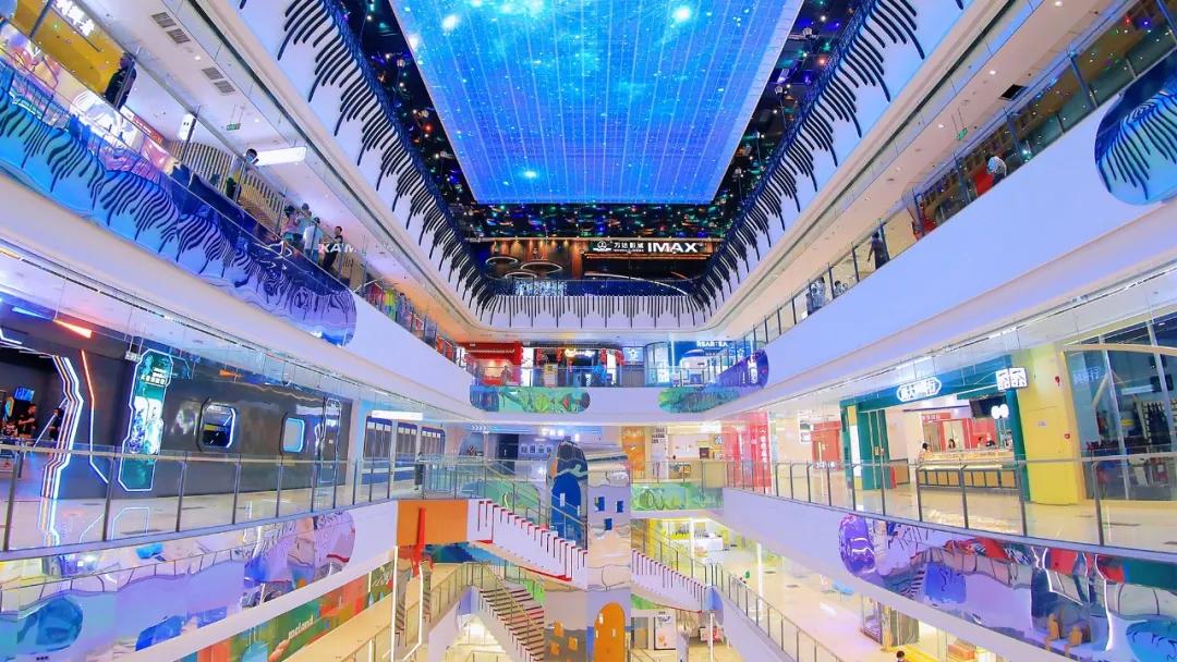 2年后,呼市将比肩深圳,商业新物种带来城市超级生活中心