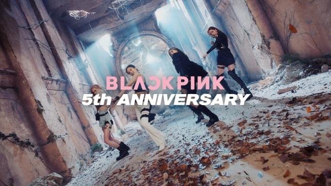 出道五周年,BLACKPINK获得媒体高度评价:她们具有划时代意义