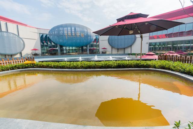上海初秋好去处,天然温泉解锁十月魔都泡沫仙境
