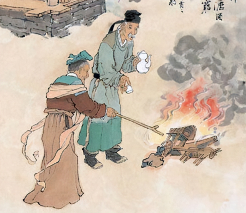 """""""十月一,送寒衣"""",你知道寒衣节的习俗吗?其实以前是不烧纸的"""