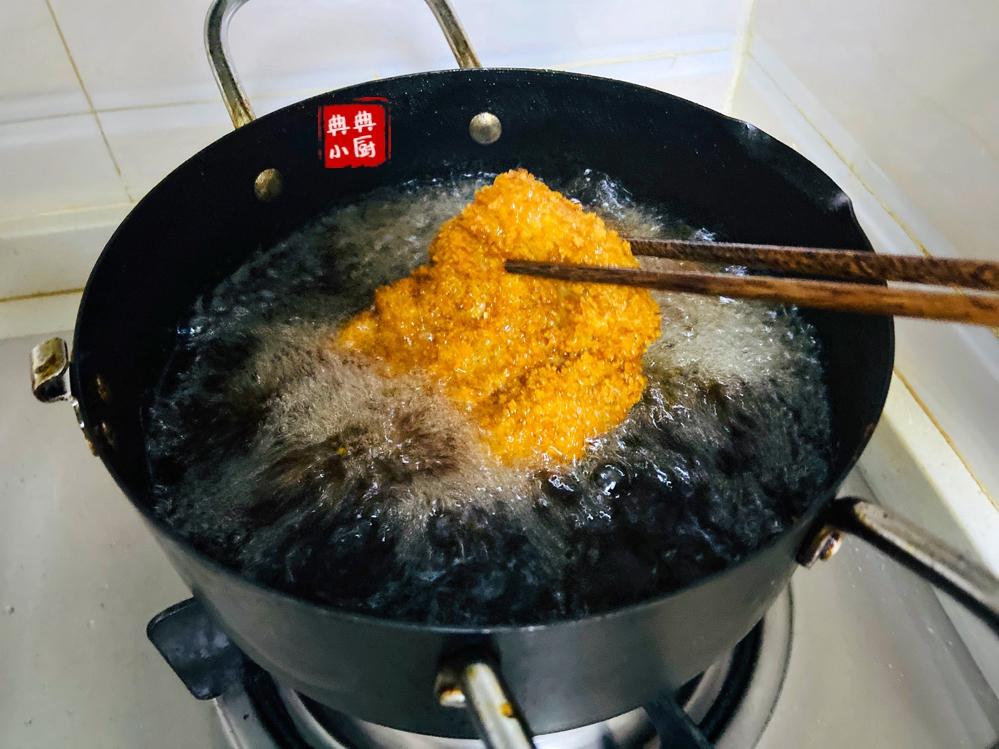 自己在家就能做的黄金炸鸡排,外酥里嫩,孩子肯定爱吃