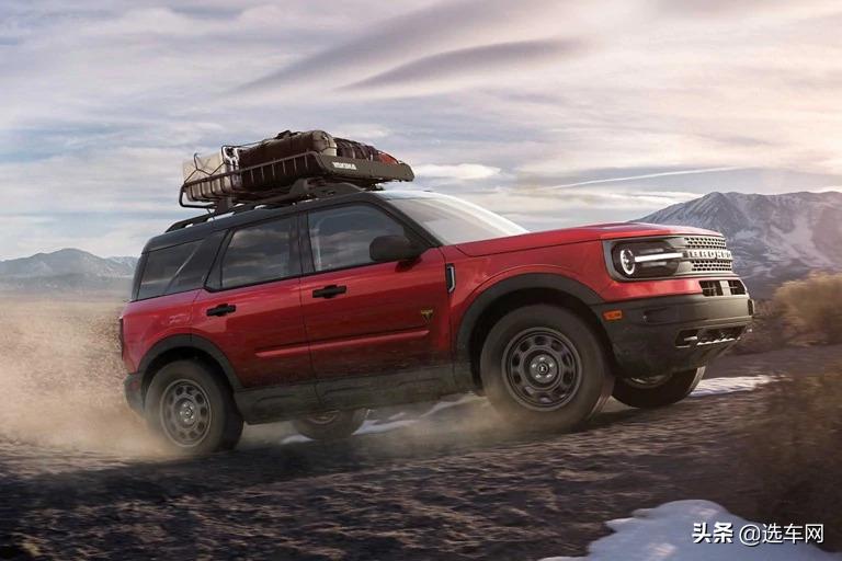 福特Bronco SUV已经获得了近19万份订单