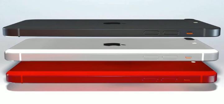 iPhoneSE3外观渲染图曝光,好看