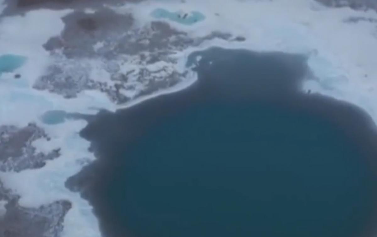 """青海""""魔鬼湖"""",離奇事不斷,通往地府的入口?被實錘了!(上)"""