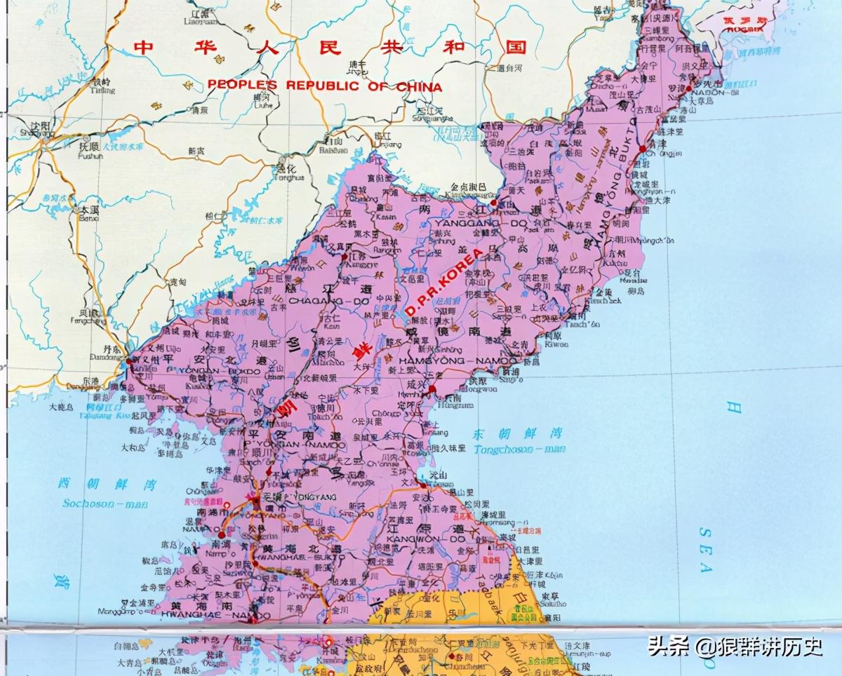 盘点5个和中国建交,但没有和美国建交的国家,原因耐人寻味