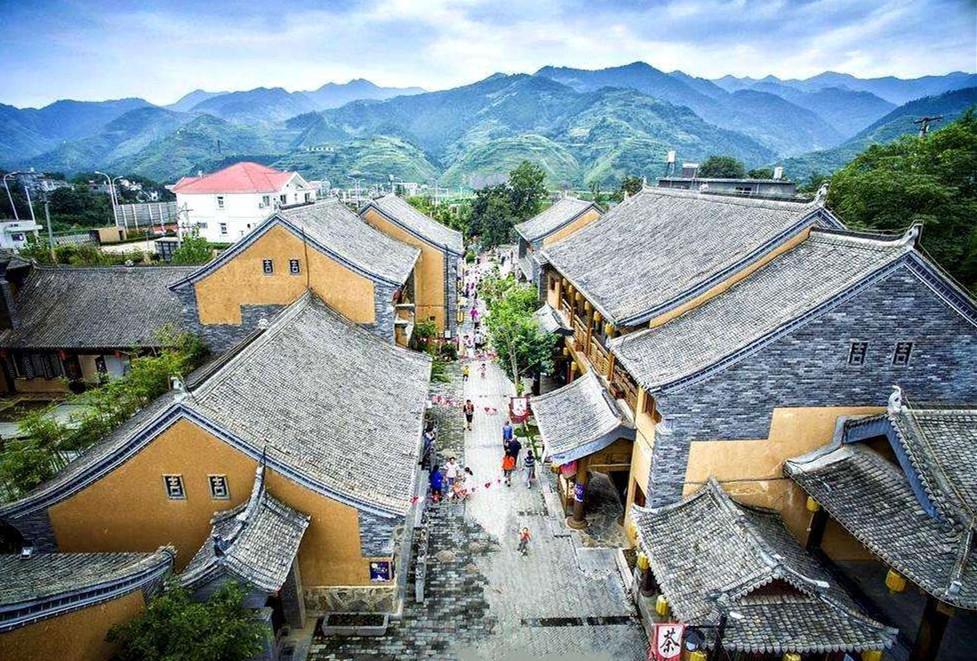 陕西这8个特色古镇,你去过几个?