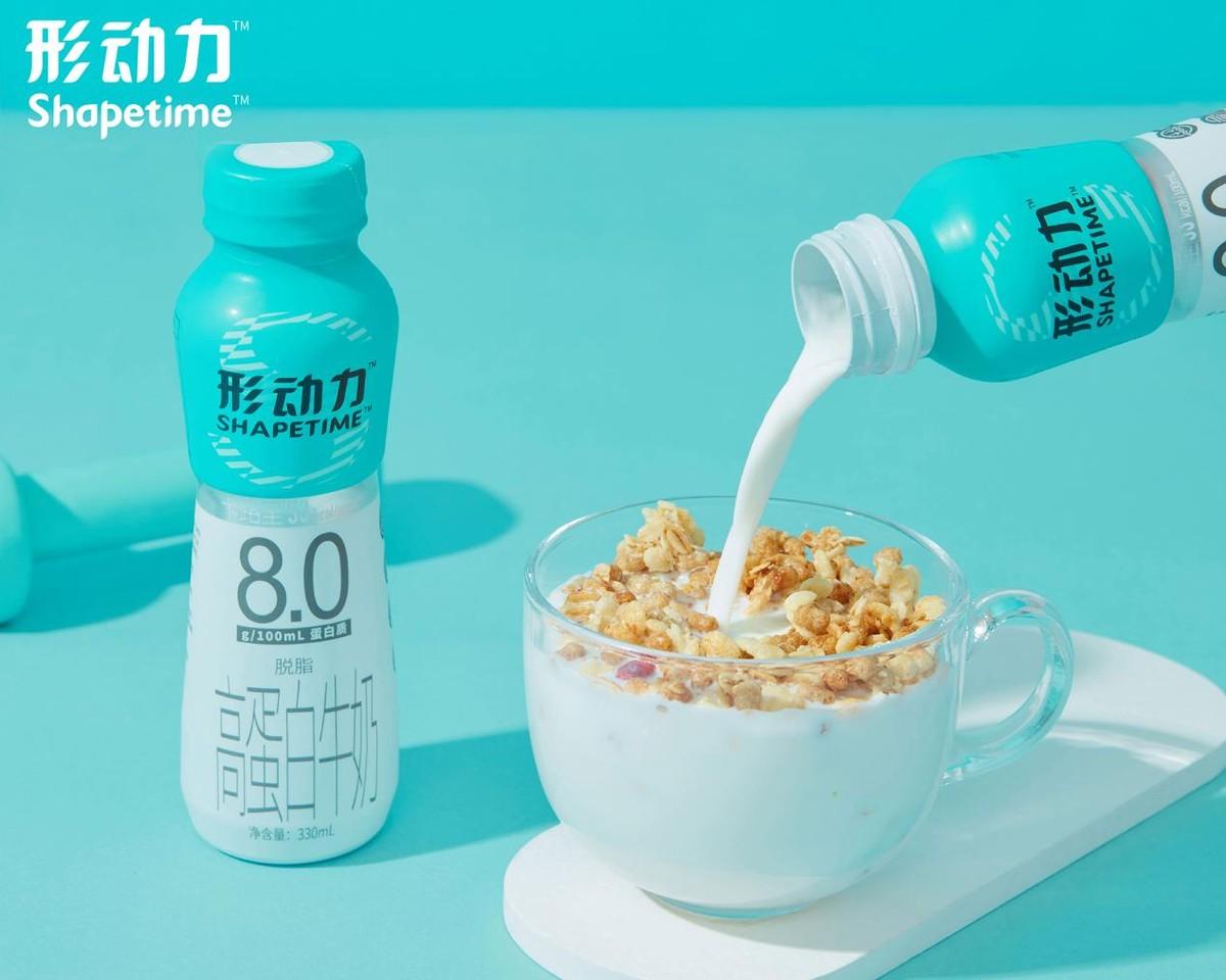 专注优质高蛋白,形动力为健康助力