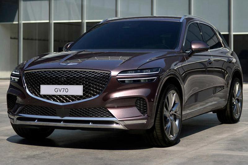狙击奥迪Q5L的新SUV?捷尼赛思GV70是否值得期待