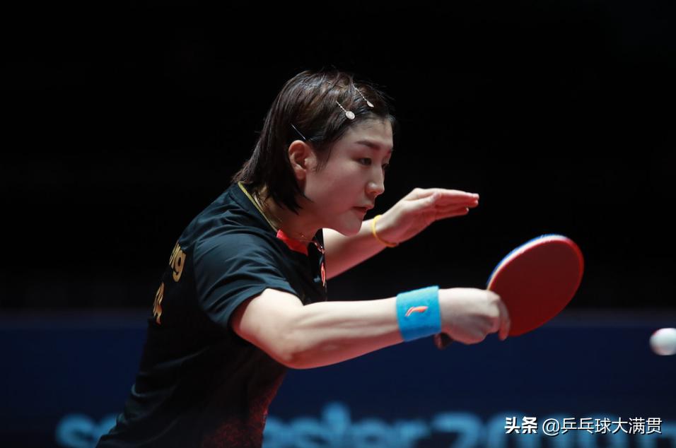 樊振东陈梦总决赛抽签有意思,四分之一区,各输给过两人