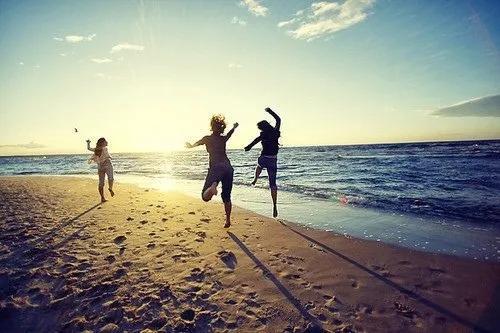 小时候幸福很简单,长大后简单很幸福