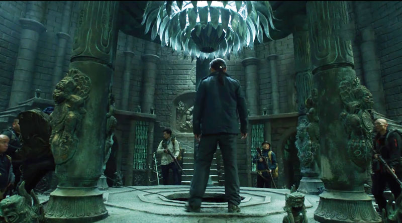 《重启2》三叶是贰京的人,贰京也去雷城拿到了开启宝藏的钥匙