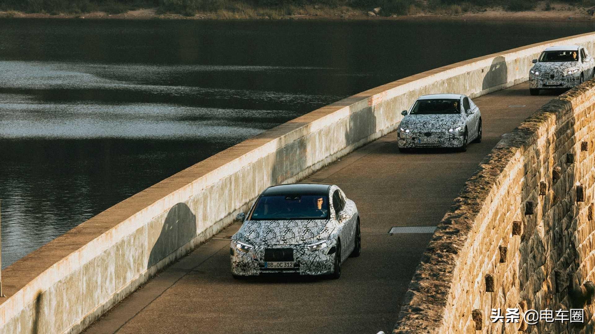 奔驰6款EQ BEV将上市,未来将电动化AMG,迈巴赫和大G