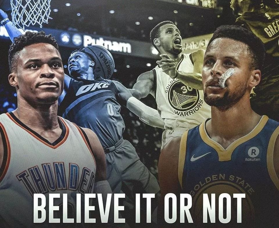 大写的尴尬!NBA记者强调球队态度:威少只能换二流球员