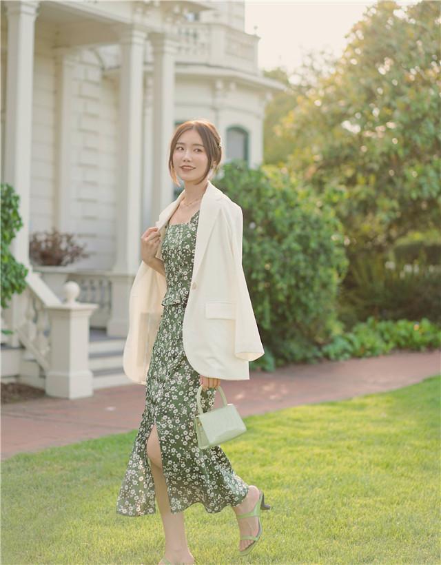 """不管夏天还是秋天,穿衣要讲究""""套路"""",难怪日系风这么气质"""