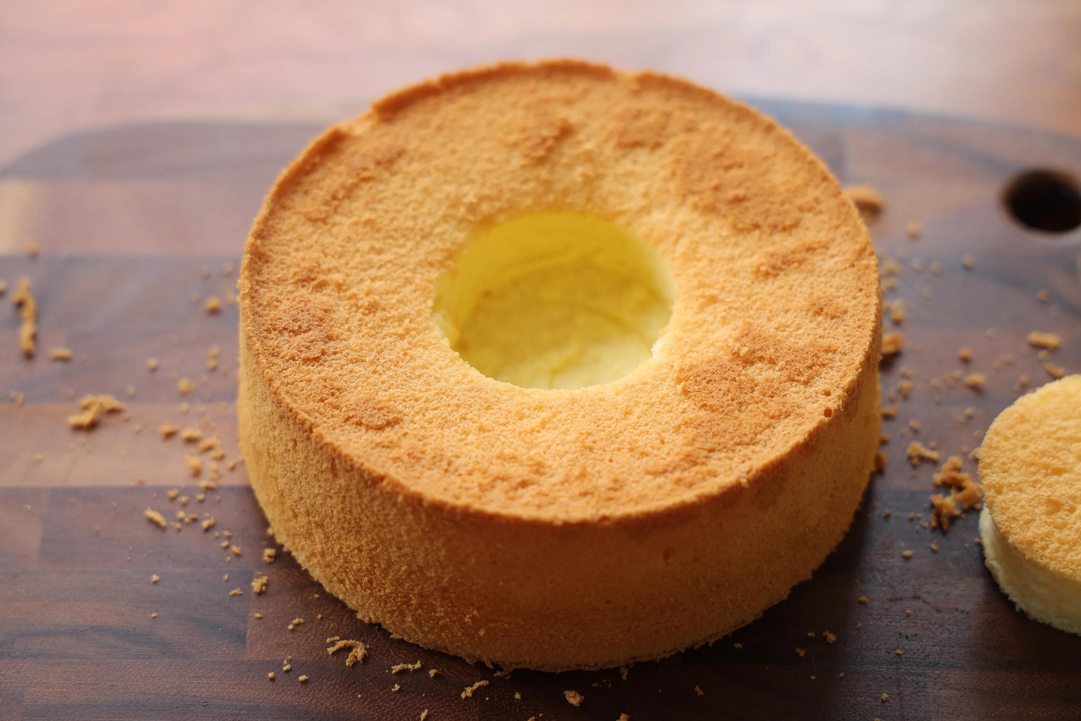 粉丝朋友点名要的网红爆浆蛋糕,切第一块的时候太治愈,味道超赞 美食做法 第14张
