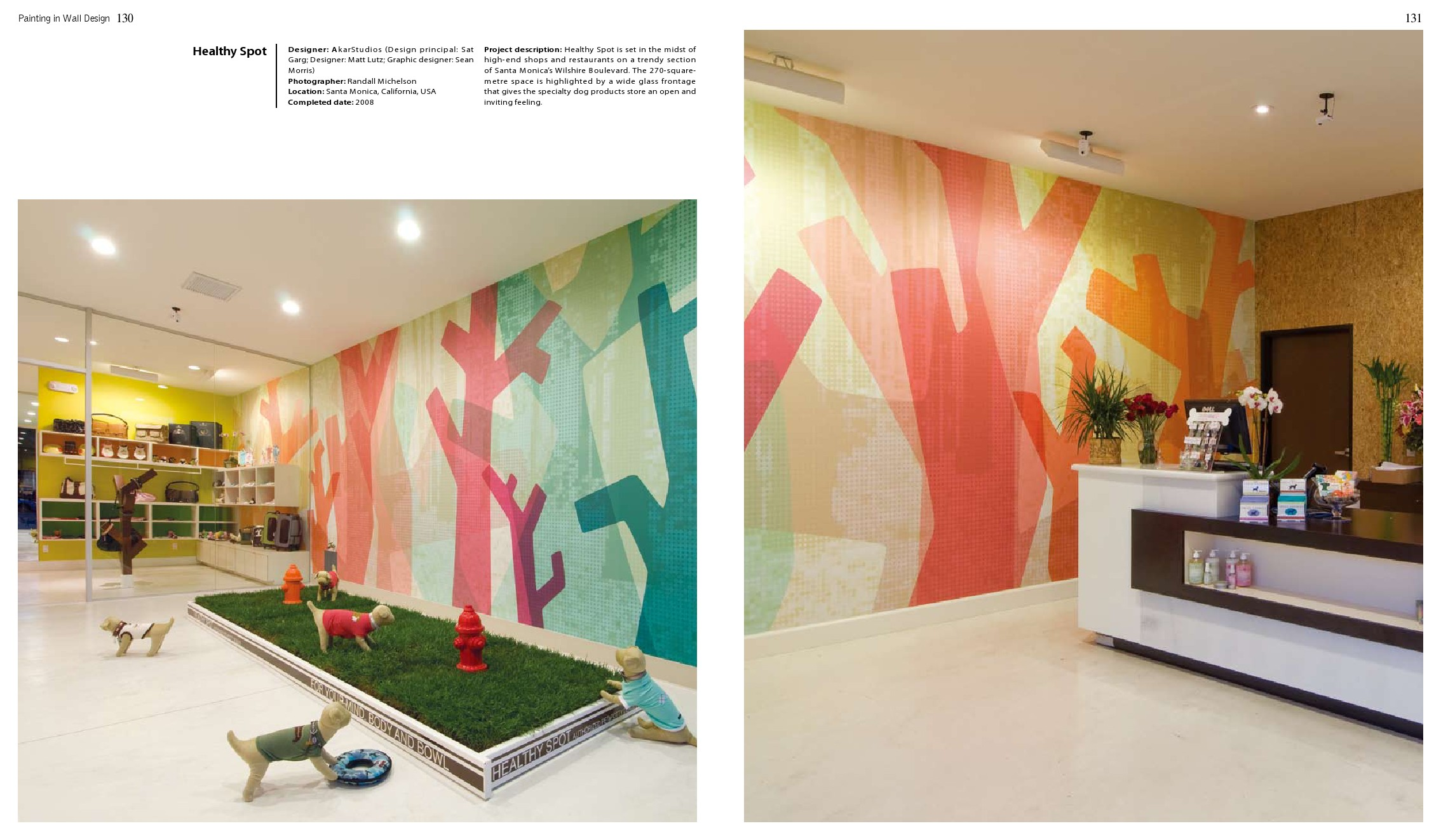 室内设计:墙绘在室内空间中的运用!百款创意墙绘等你找灵感
