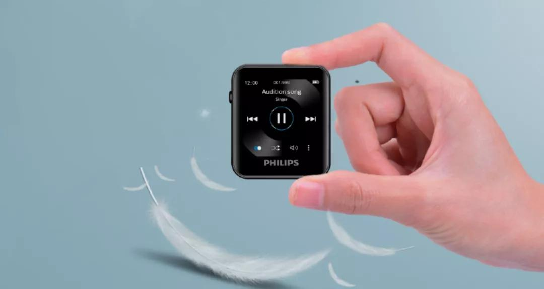 飞利浦MP3 SA6116全新上市,乐动你心
