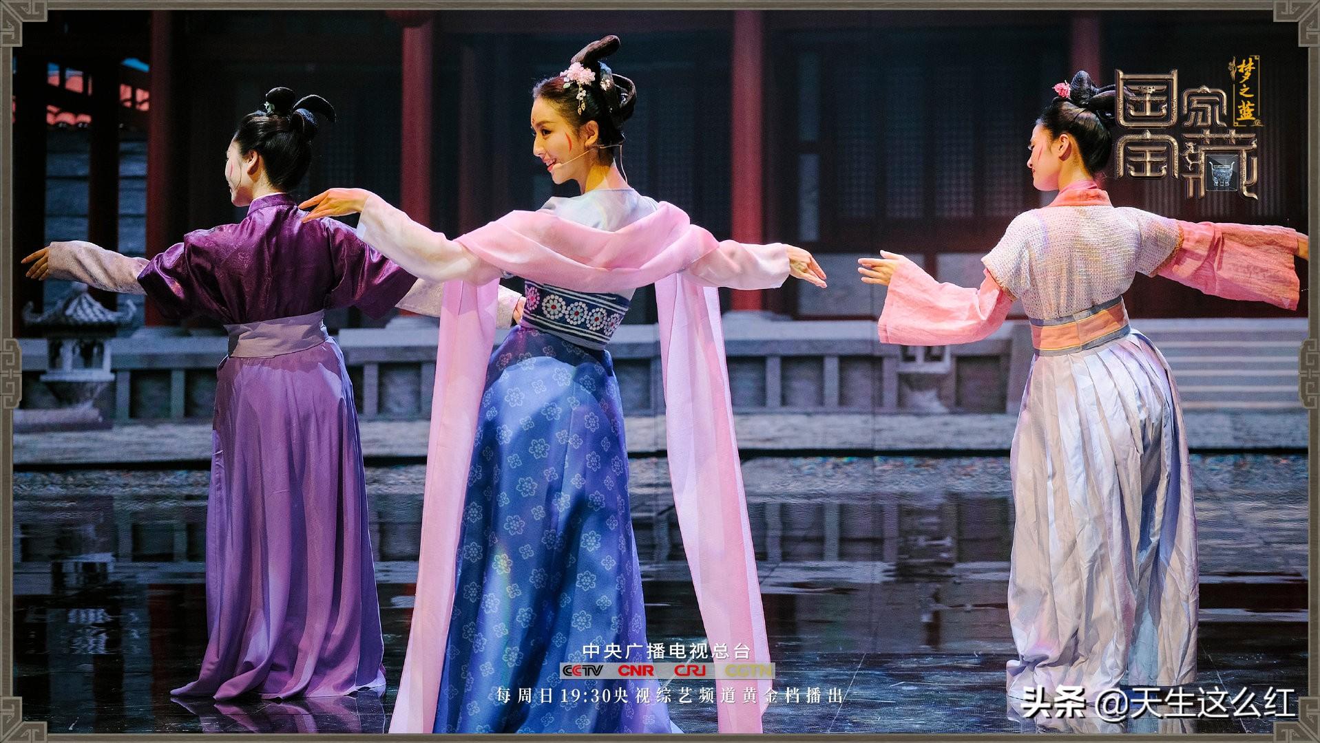 被湖南卫视这档综艺惊艳到!古装剧里的造型何时也能这么讲究?