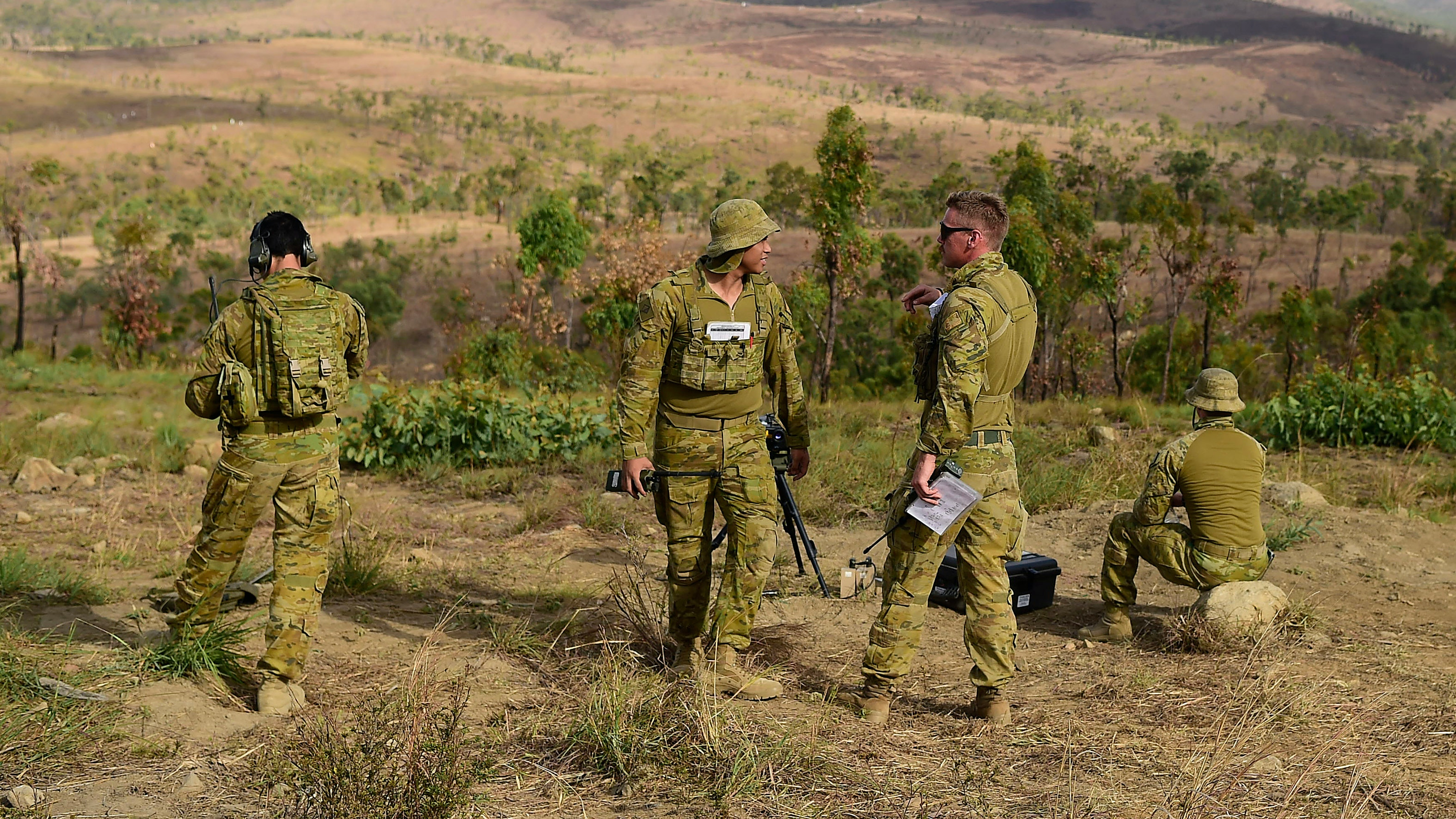 前澳大利亚将领:中美澳之间3至5年内会爆发战争
