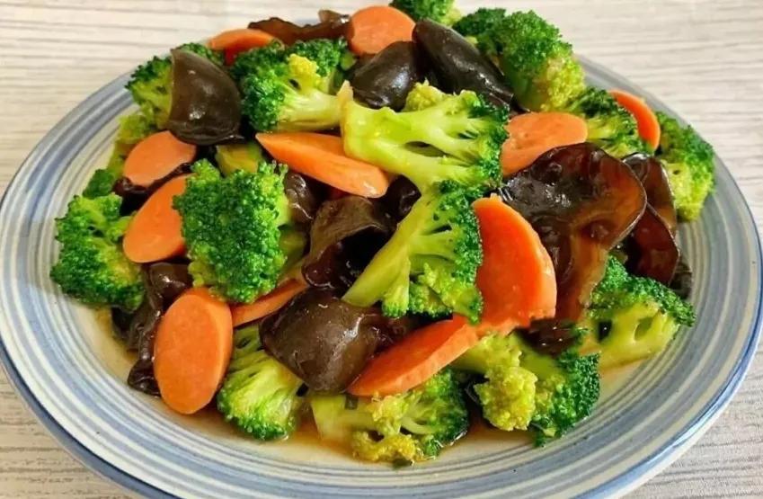 教你10种素菜的做法 美食做法 第9张