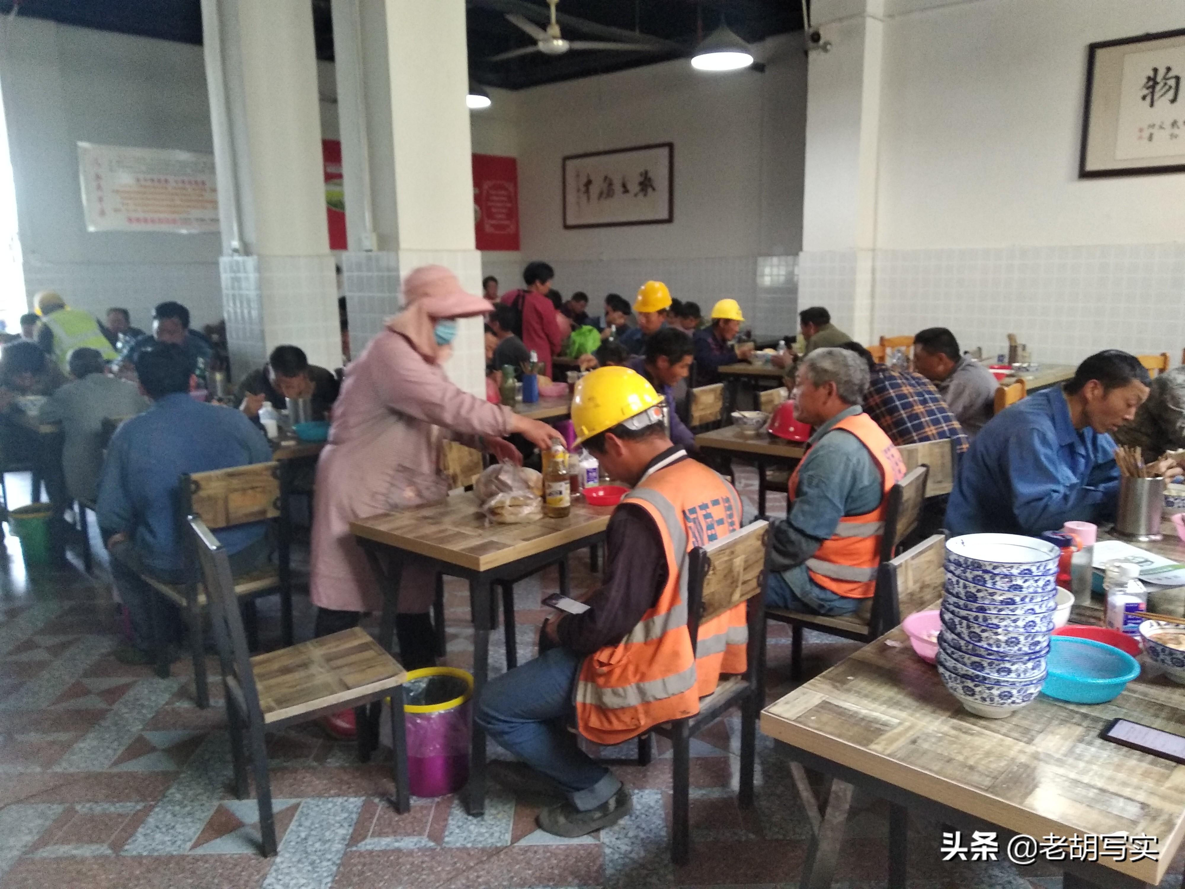 洛阳城好喝的羊肉汤大集合,每家汤馆都有大批铁杆汤粉