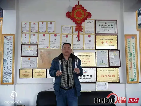专访食疗养生传承人龚伦朋