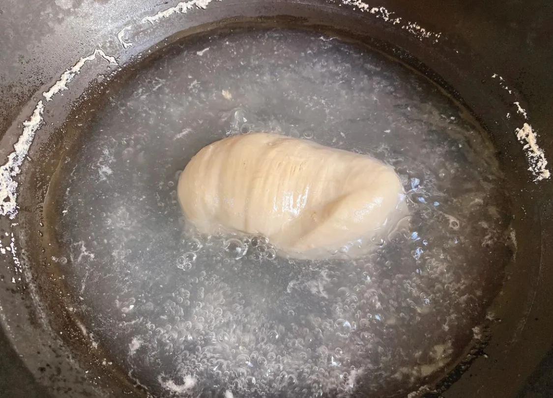 饺子皮版鸡丝卷饼送给健康饮食的你 美食做法 第2张