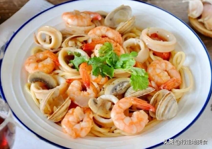 家常海鲜制作方法,鲜辣美味 美食做法 第9张