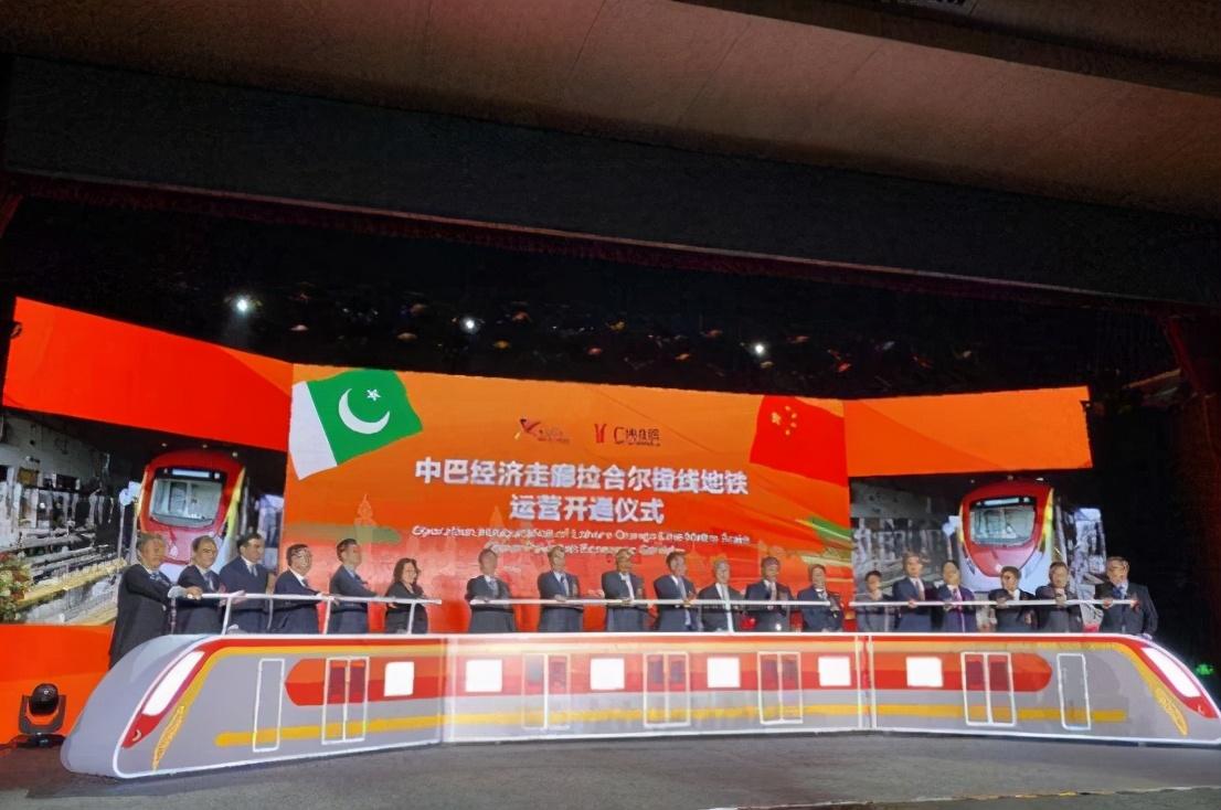 日本人:中国最让我们敬佩的一点,就是在巴基斯坦都建上了地铁