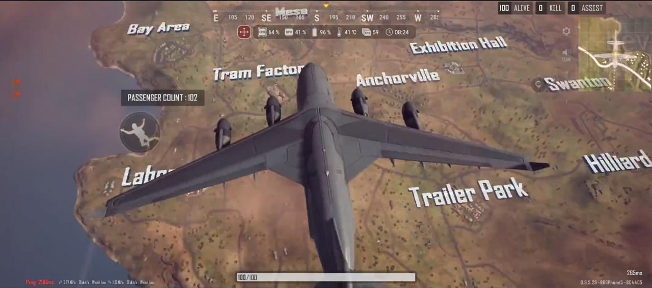 15张游戏实测截图,全面了解《绝地求生2》,和平精英将临大敌?