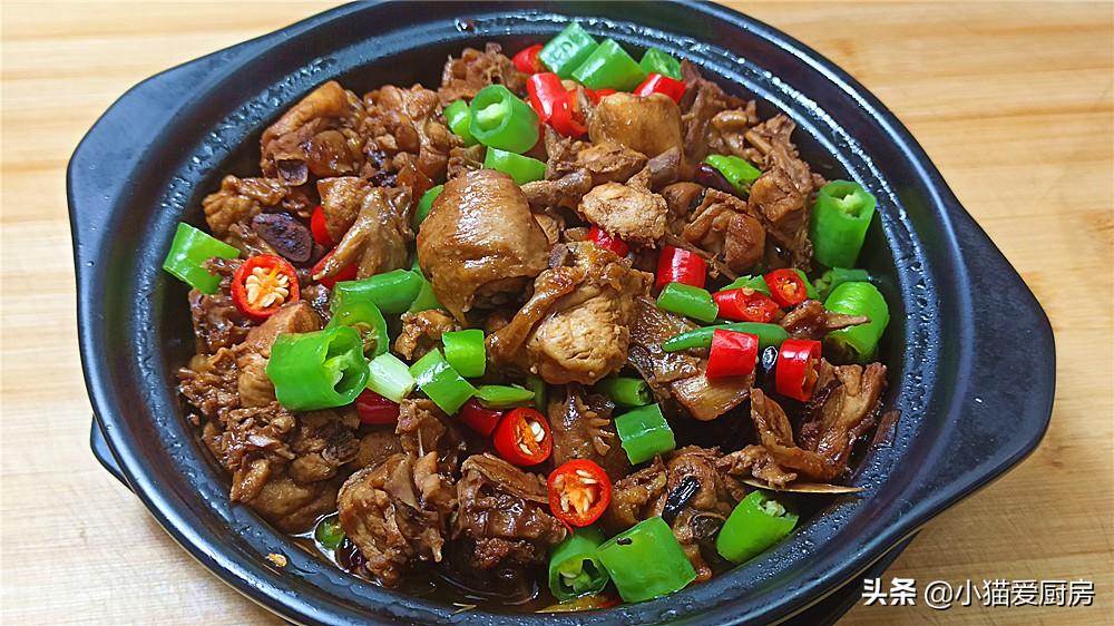教你鸡肉这么做,不放一滴水,15分钟就端上桌,滑嫩不柴真香 美食做法 第14张