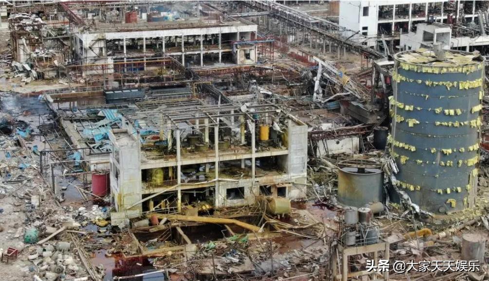 江苏响水78死特大爆炸事故案一审宣判,7个被告单位