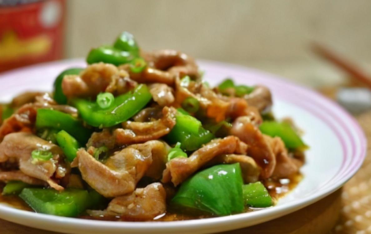 青椒炒肉丝做法步骤图 嫩滑鲜香没腥味