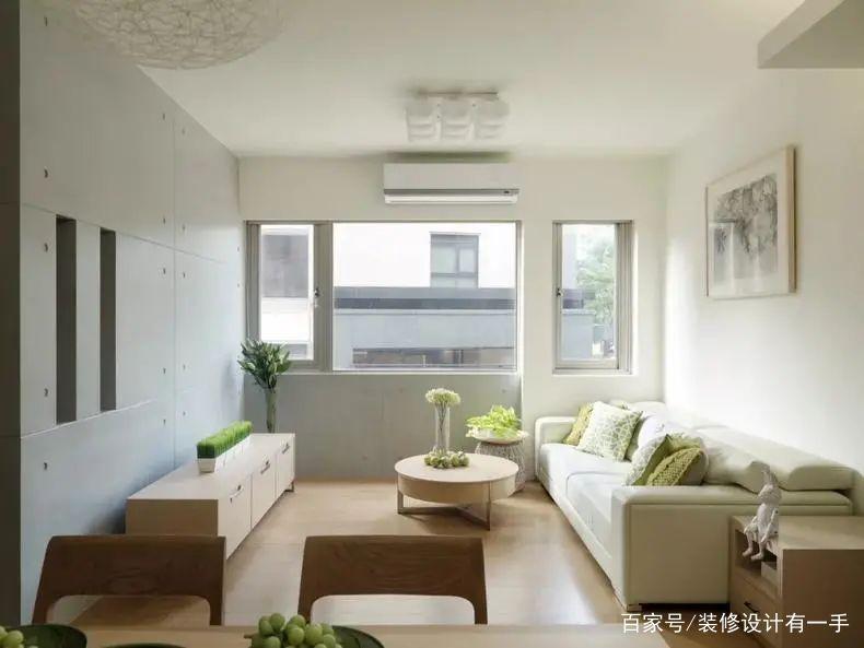 3个月改造70㎡小户型,变身3居室,大空间很温馨,超棒儿童房