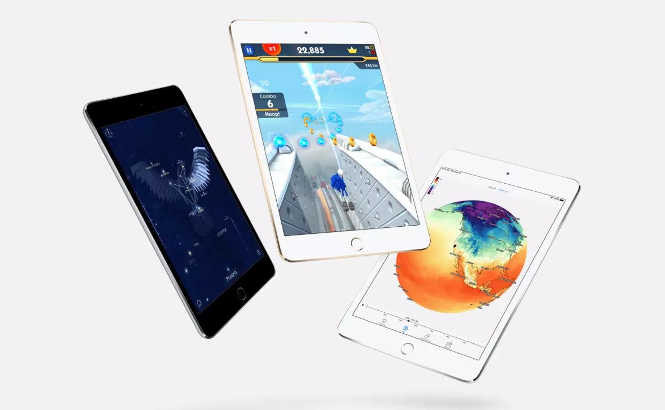 iPhone发布最新款iPad Air和iPad mini:起步价2999元