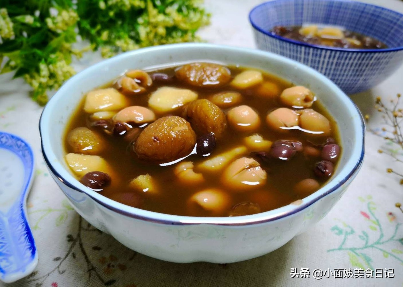 这6道汤要常喝,清甜滋润,防春燥健脾胃 食疗养生 第3张