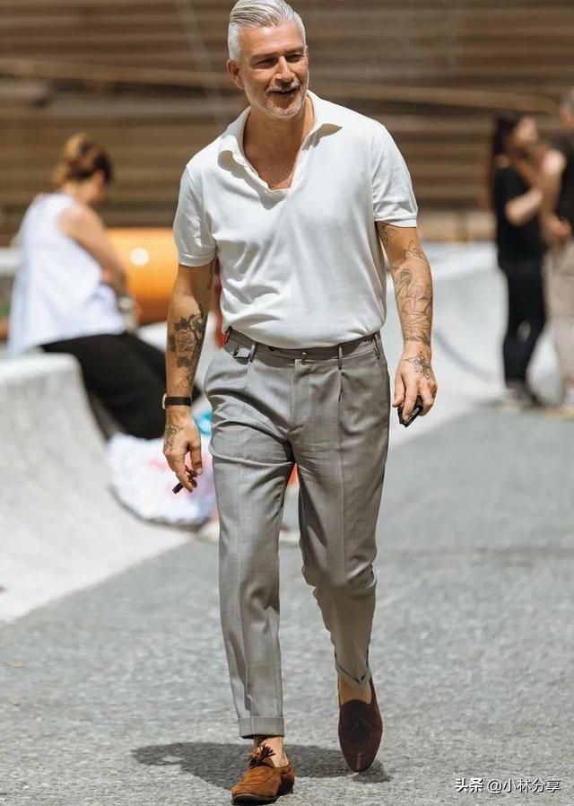 男人夏天穿什么裤子?这三款值得你试一试