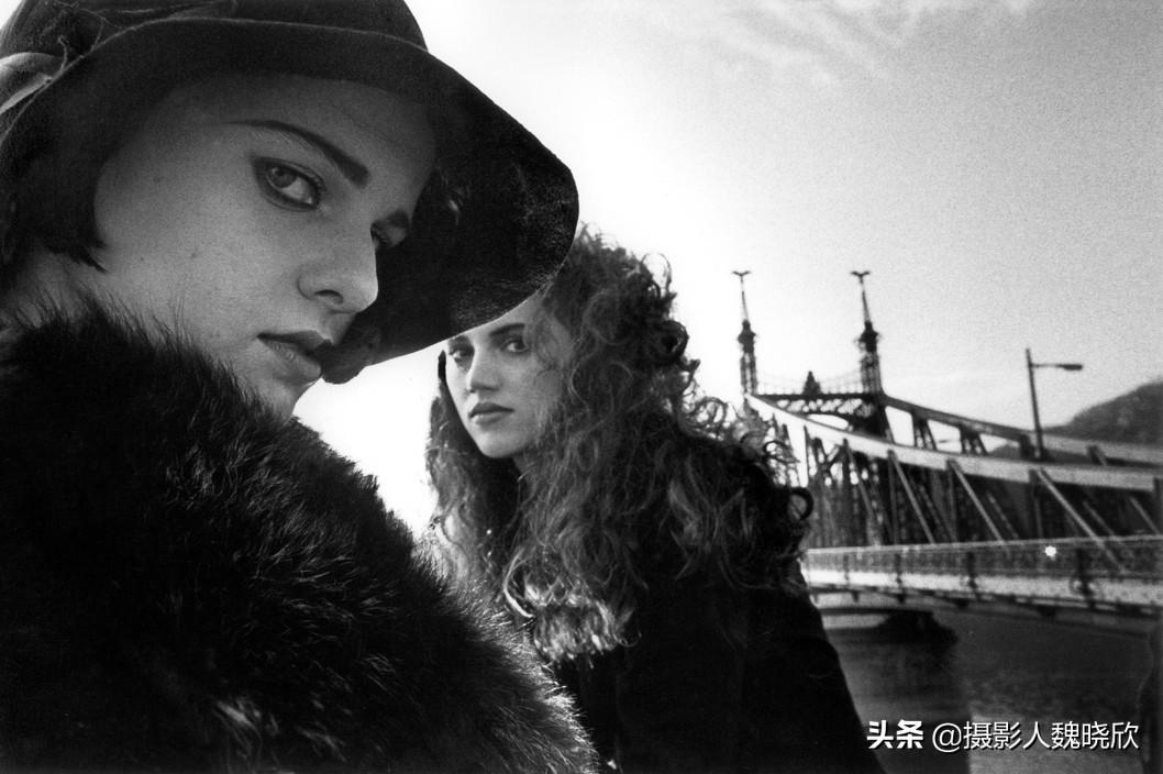 马格南摄影师—费迪南多·席安娜,沉浸在街头的时尚世界