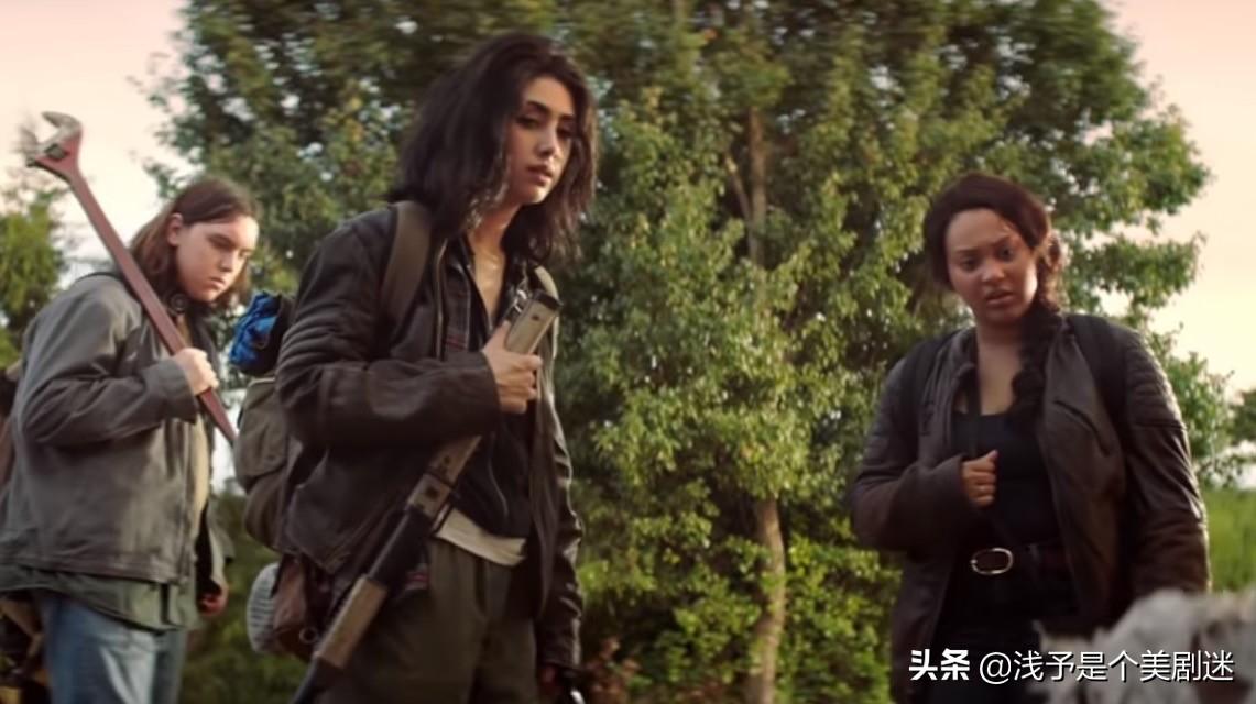 《行尸走肉:外面的世界》第一集都透露了啥?这里面隐藏了啥秘密