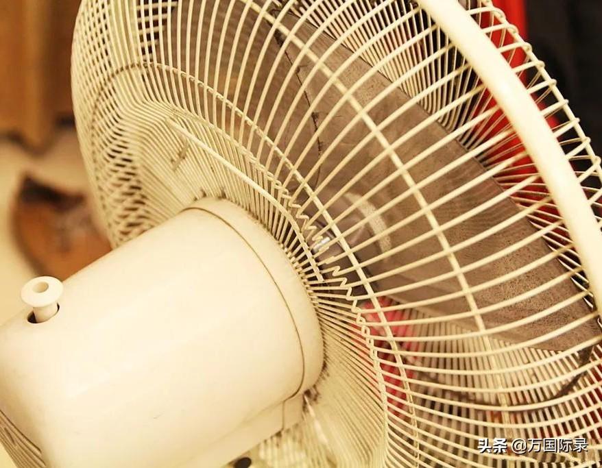 不管风扇有多脏,教你一招,不用拆机就能立马干净如新 家务卫生 第1张