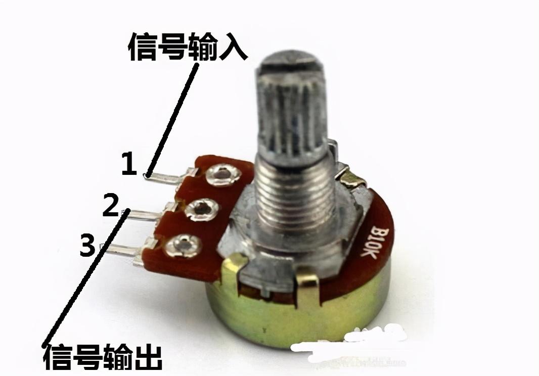 可调电阻103是多少欧_可调电阻三个脚怎么接